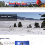 TWD Featured Web Design: Angel Fire Blog